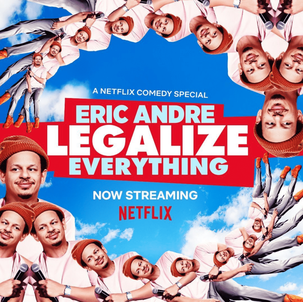 Dadaism Is Alive And Well In Eric Andre S Legalize Everything The Comedy Bureau
